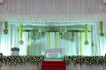 Wedding Stage Design & Decoration